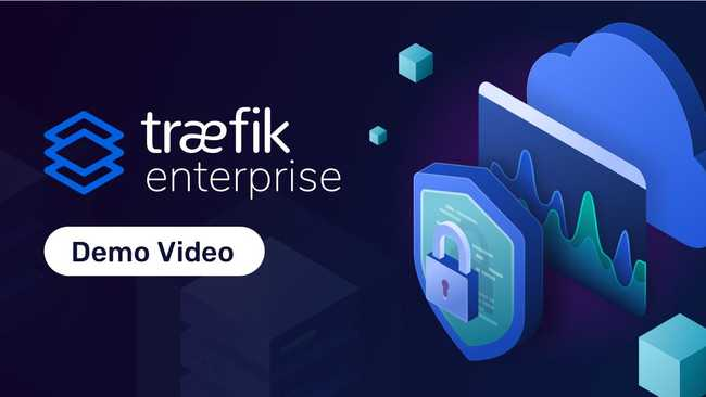 Traefik Enterprise Demo